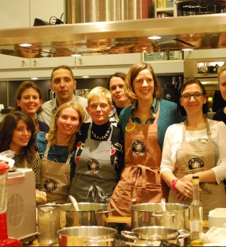 Challenge Master Cook avec Team First